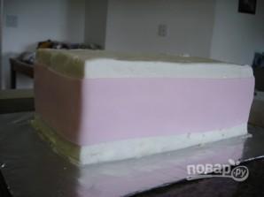 Детский торт из мастики (мастер-класс) - фото шаг 10
