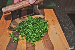 Картофельный салат с сельдереем - фото шаг 3