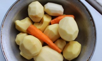 Овощное рагу со сметаной - фото шаг 3