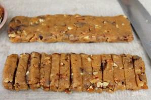 Печенье с орехами и финиками - фото шаг 6