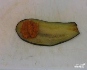 Баклажаны с морковью - фото шаг 6