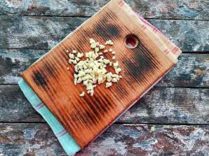 Рис с чесноком и помидорами - фото шаг 4