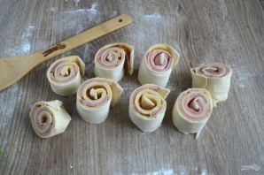 Закусочные булочки (классная идея!) - фото шаг 5
