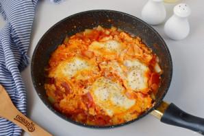 Яйца по-еврейски - фото шаг 7