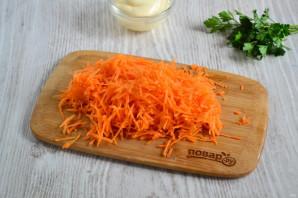 Салат из сырой моркови - фото шаг 2
