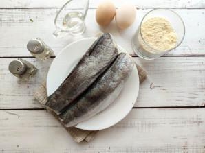 Рыба в кляре из кукурузной муки - фото шаг 1