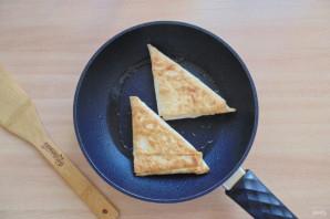 Ленивые пирожки с яблоками - фото шаг 9