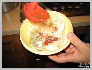 Мясо по-казахски - фото шаг 8