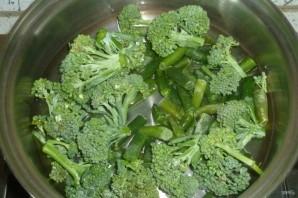 Азиатский зеленый салат - фото шаг 1