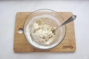 Вареники с солеными груздями и картошкой - фото шаг 5
