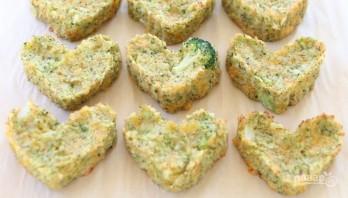 Запечённое пюре из картофеля и брокколи - фото шаг 7