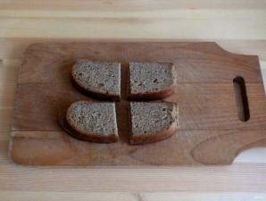 """Горячие бутерброды с беконом и горчицей """"Махеевъ"""" - фото шаг 2"""