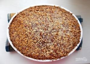 Фруктовый пирог на сметане - фото шаг 12