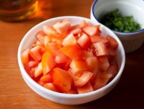 Плов с помидорами - фото шаг 4