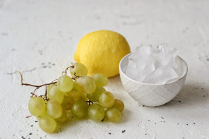 Смузи из винограда - фото шаг 1