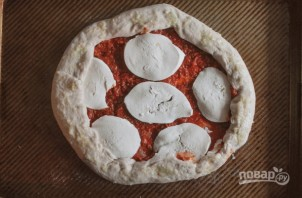 "Пицца ""Болоньезе"" - фото шаг 8"
