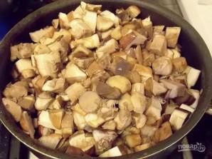 Жареные лесные грибы на зиму - фото шаг 2