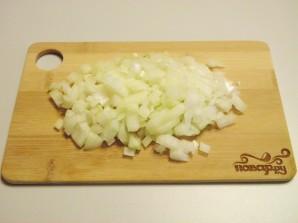 Соус с курицей и картошкой - фото шаг 4