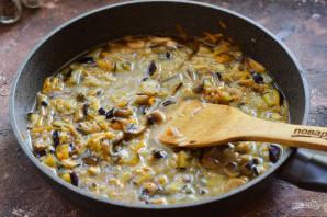 Овощное рагу с рисом и баклажанами - фото шаг 8