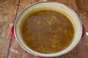 Простой суп с мясом  - фото шаг 7