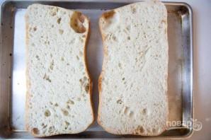 Хлеб, запеченный с сыром - фото шаг 3