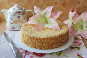 Бисквит с содой - фото шаг 10