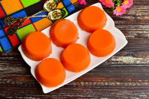 Морковное желе
