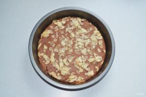 Шоколадный бисквит на кефире - фото шаг 7