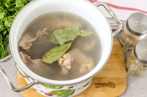 Рисовый суп с уткой - фото шаг 3