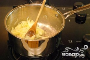 Сливочно-чесночный суп - фото шаг 1