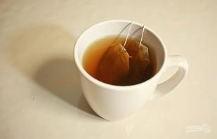Чай со сгущенкой - фото шаг 2