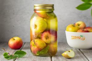 Мочение яблок - фото шаг 7