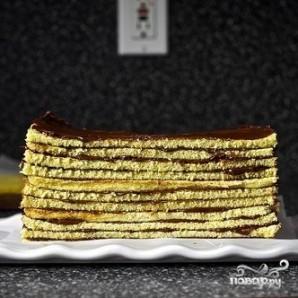 Венгерский торт Добош - фото шаг 7