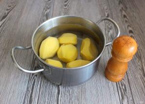 Блины на картофельном отваре - фото шаг 2