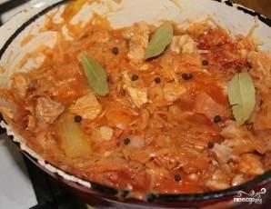 Картофельное пюре со свининой - фото шаг 4