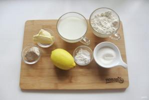 Белая глазурь для булочек - фото шаг 1