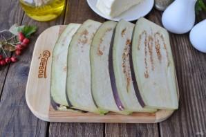 Лазанья из баклажанов с сыром - фото шаг 2