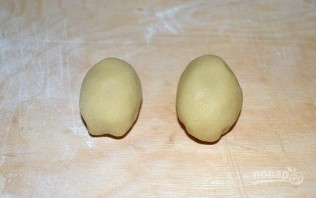 """Пирожное """"Пасхальный кролик"""" - фото шаг 8"""