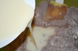 Шоколадные маффины на кефире - фото шаг 2