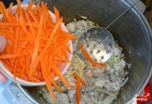 Каша рисовая со свининой - фото шаг 2