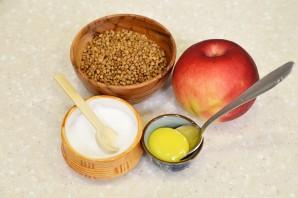 Гречка с яблоками - фото шаг 1