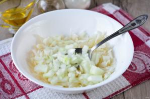 Котлеты с капустой и рисом - фото шаг 5