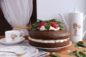 Торт из шпината - фото шаг 10
