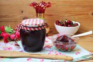 Вишневый конфитюр для торта - фото шаг 10