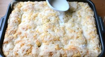 Сахарный пирог безумно вкусный и простой - фото шаг 9
