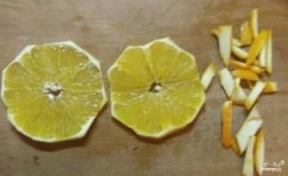 Грудка с апельсинами - фото шаг 2