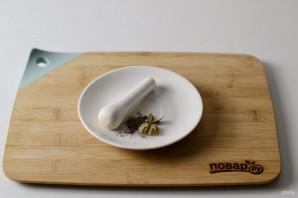 Мандариновый чай - фото шаг 3