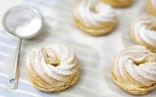 Крем для заварных пирожных - фото шаг 7