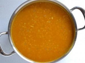 Суп из тыквы и чечевицы - фото шаг 4