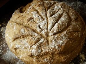 Хлеб ржаной на квасном сусле - фото шаг 6